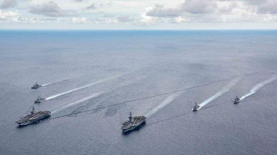 Trung Quốc yêu cầu binh sĩ 'kiềm chế' với Mỹ trên biển Đông
