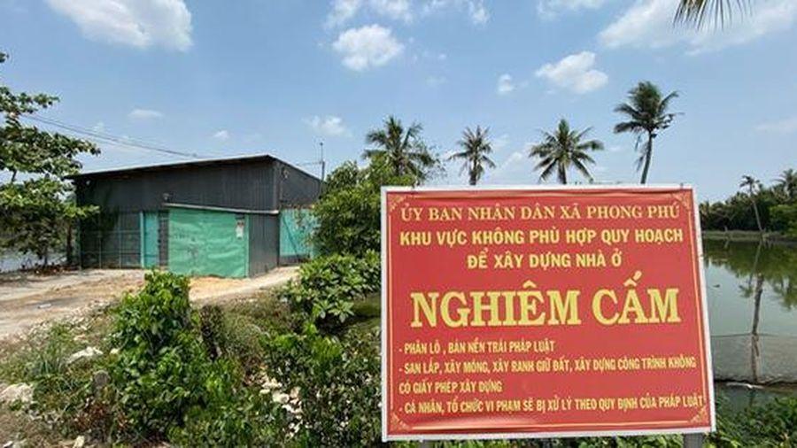 Thanh tra TP HCM chuyển CQĐT dự án KCN Phong Phú và vụ chuyển nhượng đất ở Liksin