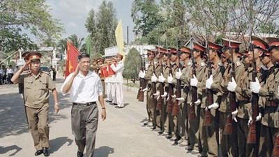 Nguyên Tổng Bí thư Lê Khả Phiêu - Mãi mãi là niềm tự hào của quê hương Thanh Hóa anh hùng