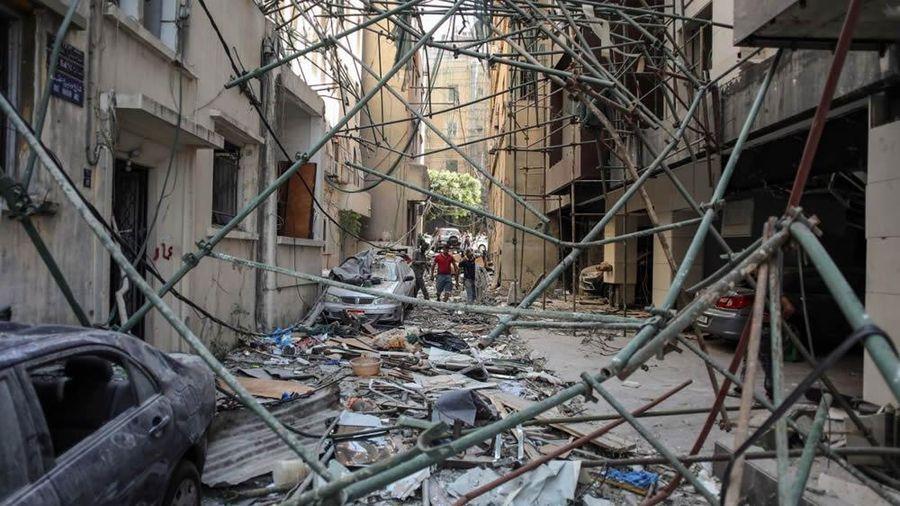 'Dư chấn khủng khiếp' từ vụ nổ ở Lebanon