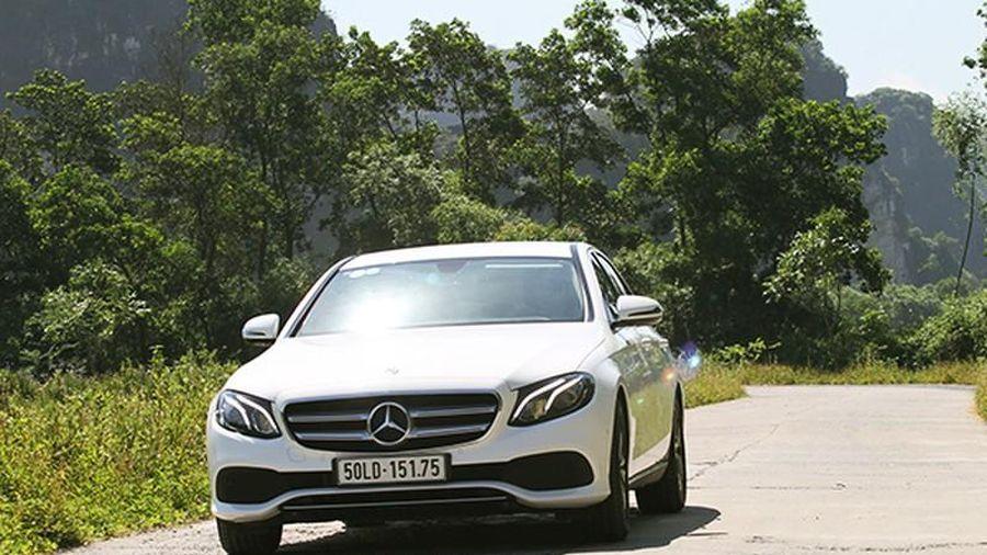 Đánh giá Mercedes-Benz E180 2020, hơn 2 tỷ tại Việt Nam