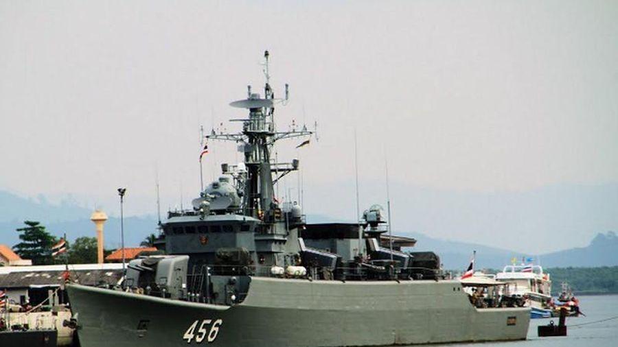Hải quân Thái Lan nâng cấp khinh hạm Chao Phraya mua từ Trung Quốc