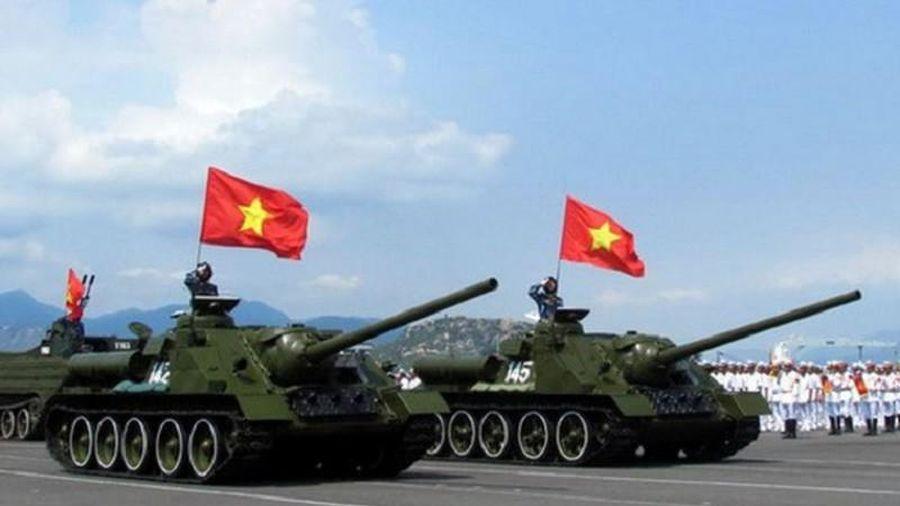 Báo nước ngoài khen ngợi pháo tự hành diệt tăng mạnh nhất Việt Nam