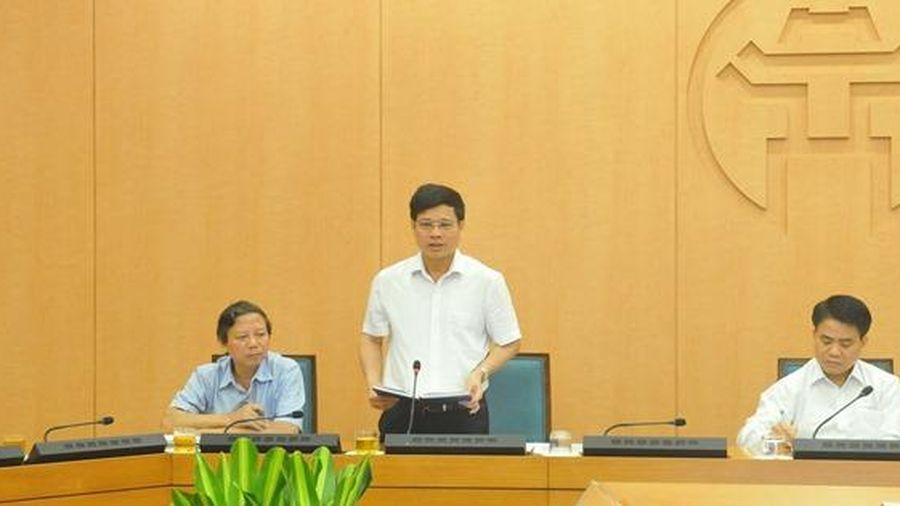 Ai thay thế ông Nguyễn Đức Chung chỉ đạo phòng, chống dịch Covid-19 tại Hà Nội