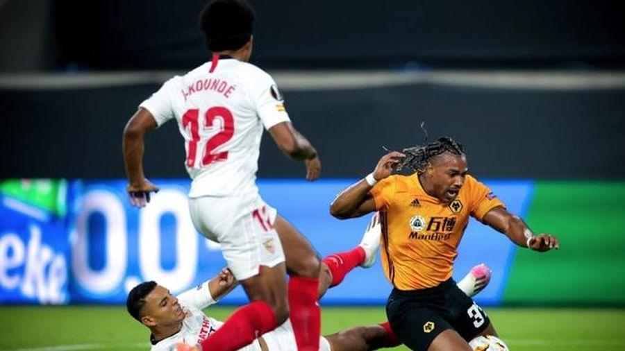 Hạ gục Wolves, Sevilla đối đầu với M.U tại bán kết