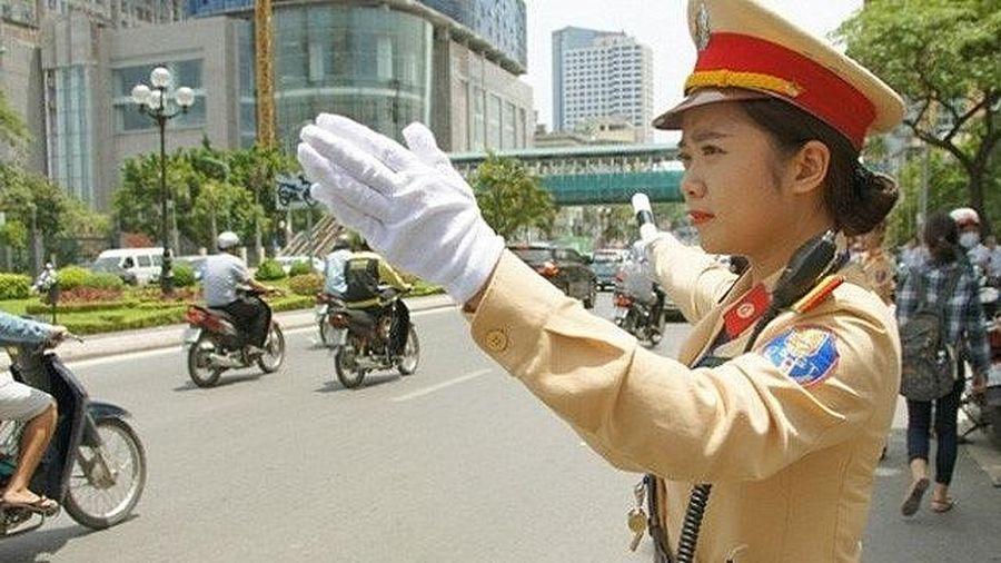 Hà Nội: Bảo đảm an toàn giao thông dịp Quốc khánh và khai giảng năm học mới
