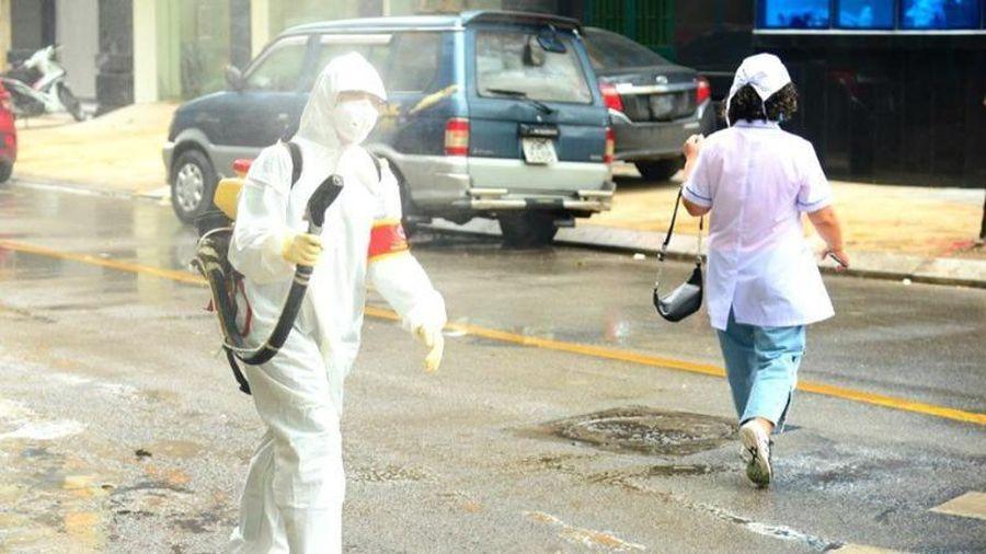 Không rõ nguồn lây nhiễm của bệnh nhân 867 là rất đáng lo ngại
