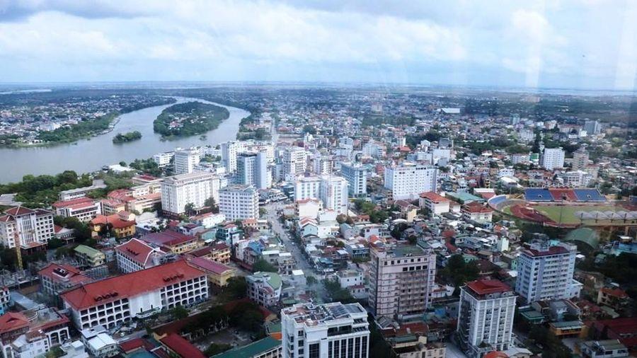 Xây dựng Huế là đô thị hạt nhân, đô thị động lực của tỉnh