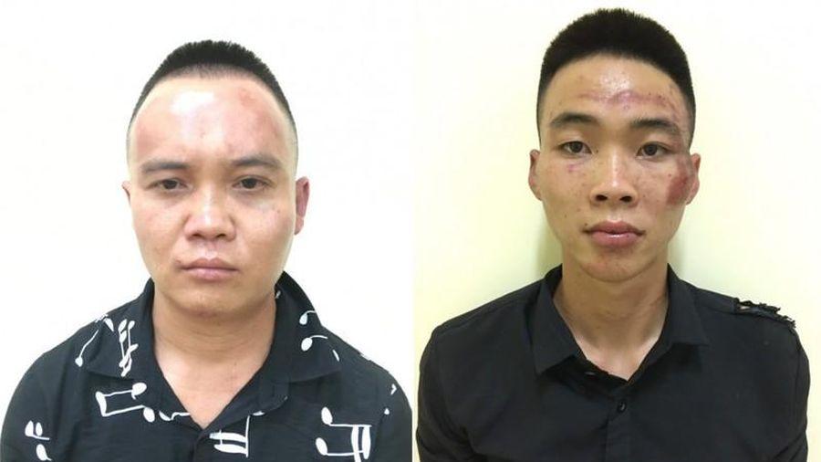 Bắt giữ 2 đối tượng gây ra hàng loạt vụ cướp giật tại Quảng Ninh