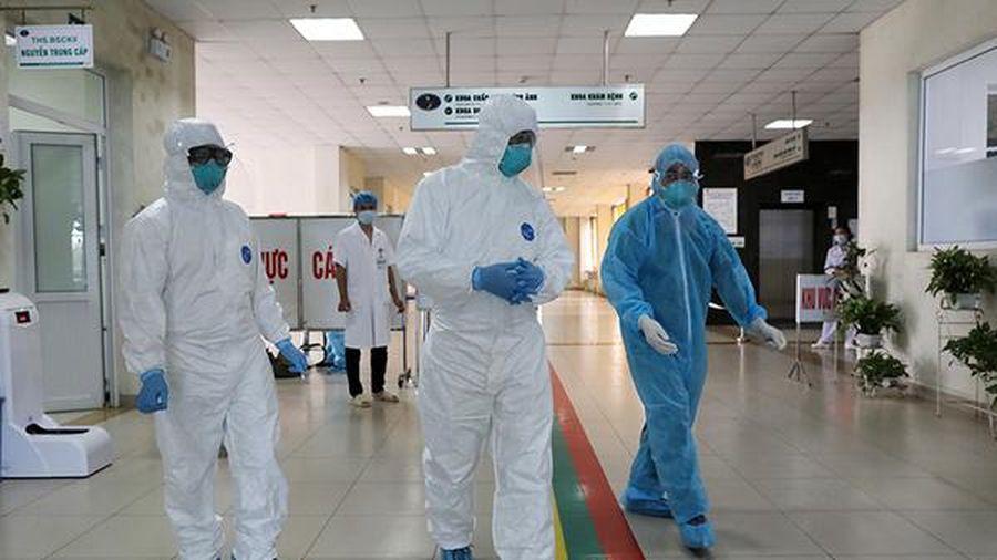 Ca tử vong thứ 17 vì Covid-19 là bệnh nhân 55 tuổi