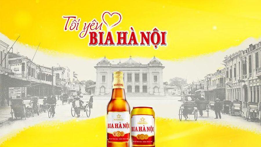 Giá trị đậm 'chất riêng' của bia Hà Nội