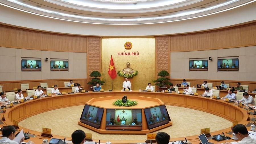 Thủ tướng: Tạo khung pháp lý để thuận lợi cho công tác phòng chống ma túy
