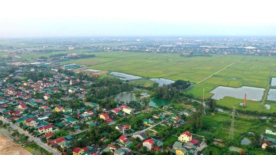Các chỉ tiêu chủ yếu của Đảng bộ huyện Hưng Nguyên nhiệm kỳ 2020 - 2025