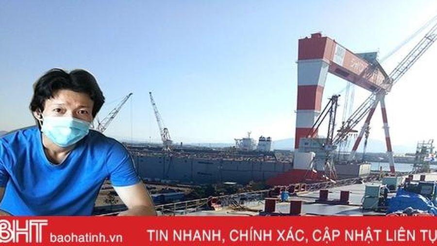 Cuộc sống của lao động Hà Tĩnh tại nhà máy có 47 người Việt nhiễm Covid-19 ở Nhật
