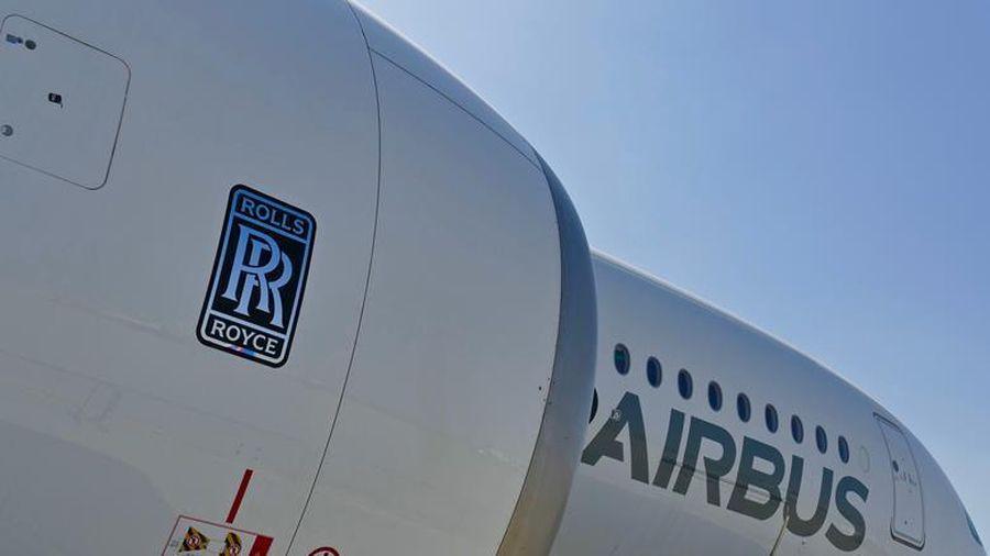 Phát hiện dấu hiệu hao mòn trên một số động cơ dùng cho Airbus 350