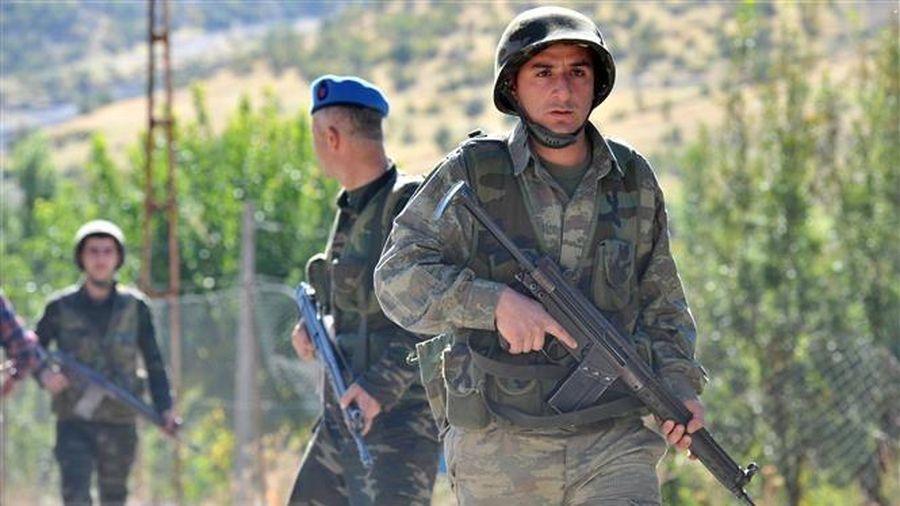 Iraq và Thổ Nhĩ Kỳ căng thẳng sau vụ không kích khu vực người Kurd