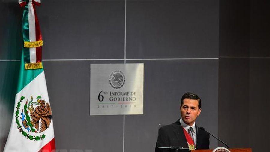 Cựu Tổng thống Mexico Nieto bị tố sử dụng tiền hối lộ để tranh cử