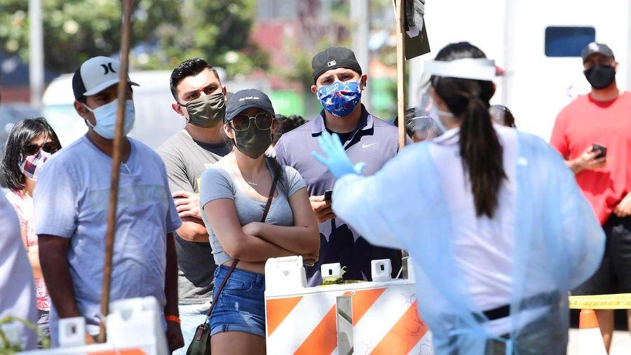 Mỹ: Bang California bị ảnh hưởng nặng nề nhất bởi dịch COVID-19