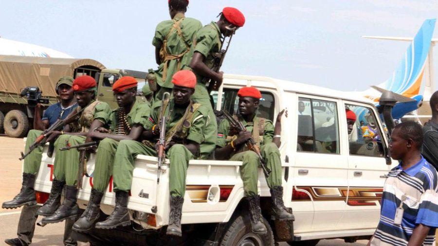 Binh sĩ và dân thường đụng độ tại Nam Sudan, ít nhất 127 người thiệt mạng