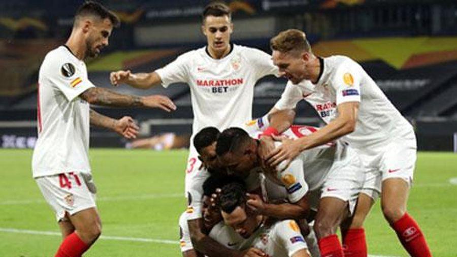 Sevilla lập hàng loạt kỷ lục sau khi giành vé vào bán kết Europa League