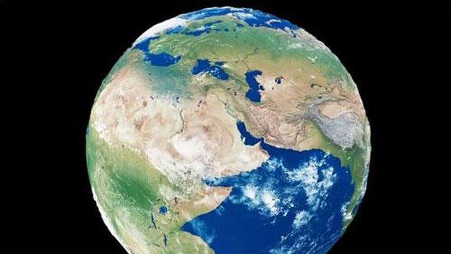 Phát hiện 'siêu đại dương' bị Trái Đất nuốt chửng
