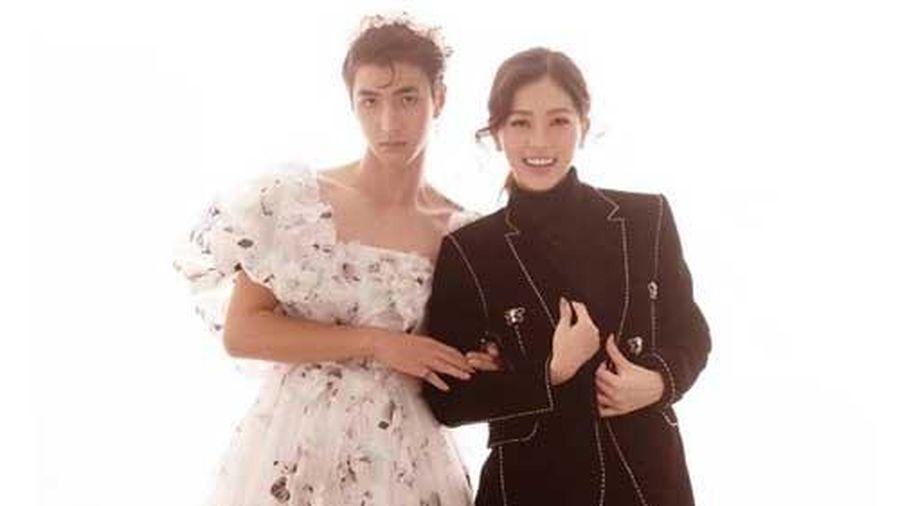 Bình An được khen 'xinh như công chúa' trong ảnh cưới với Á hậu Bùi Phương Nga