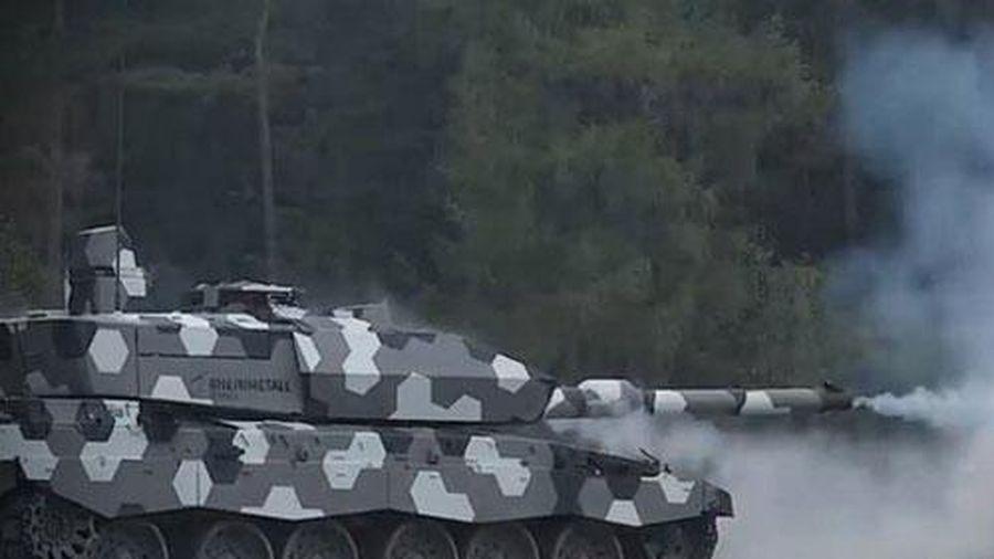 Rheinmetall phát triển dòng pháo 130 mm mới cho xe tăng tương lai