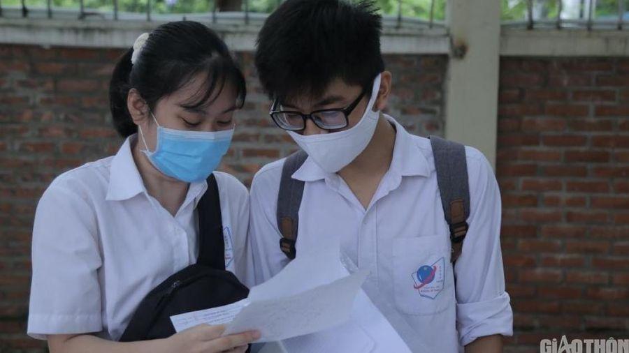 Đáp án chính thức môn Ngoại ngữ tốt nghiệp THPT năm 2020