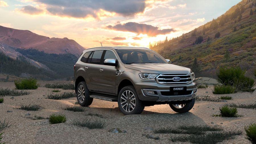 Ford Everest lần đầu 'lên đỉnh' phân khúc SUV hạng trung