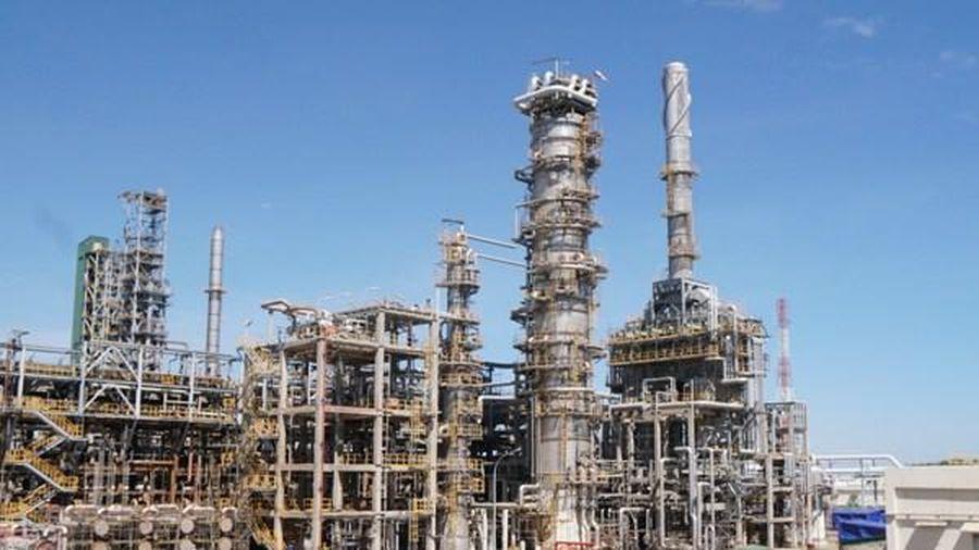 Lọc dầu Dung Quất chính thức dừng máy để bảo dưỡng tổng thể lần 4