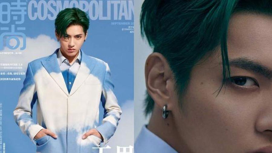 Ngô Diệc Phàm trên Cosmopolitan số tháng 8: Đúng là đỉnh cấp màng thời trang ở làng giải trí Hoa ngữ