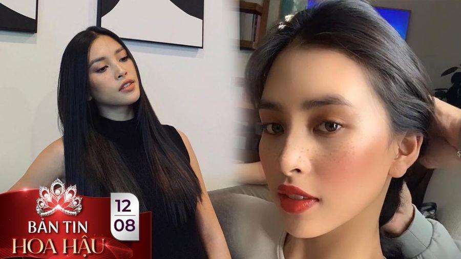 Hoa hậu Tiểu Vy đẹp cuốn hút, thả thính fan với hit 'Cua' của HIEUTHUHAI King Of Rap 2020