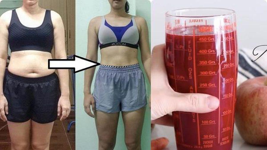 Phái đẹp Hàn thi nhau uống loại nước giúp tiêu mỡ thần tốc