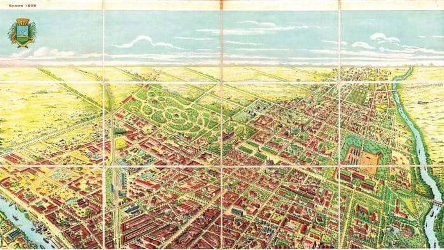 Phục hưng Sài Gòn - 'Kinh đô sông nước'
