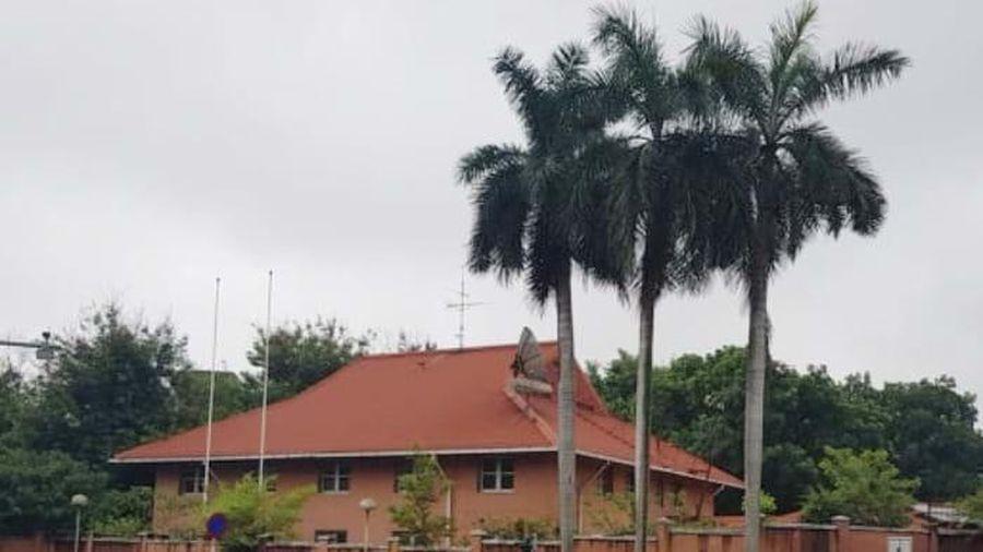 Bộ Ngoại giao đề xuất 'biến' đất trụ sở đại sứ quán làm tổ hợp căn hộ, khách sạn