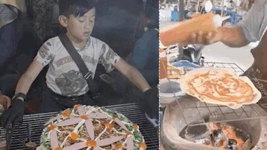 Bánh tráng nướng Đà Lạt xuất ngoại sang Thái Lan
