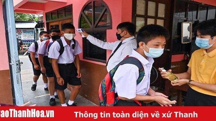 Thái Lan chuẩn bị mở cửa trở lại toàn bộ các trường học