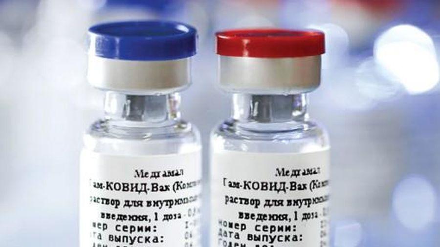 Nga bác bỏ cáo buộc vaccine phòng COVID-19 không an toàn