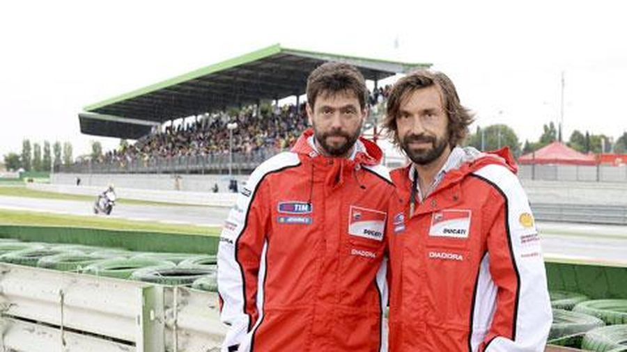 Với Pirlo, Turin là nhà