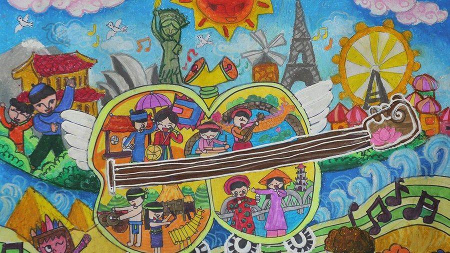 Toyota Việt Nam phát động Cuộc thi Vẽ tranh 'Chiếc ô tô mơ ước'