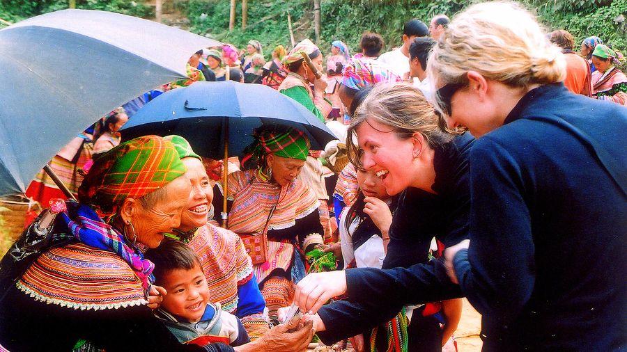Nét văn hóa của những phiên chợ vùng cao Điện Biên