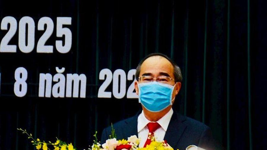 Đại hội đại biểu Quận 2 (TP. Hồ Chí Minh) lần thứ VI, nhiệm kỳ 2020-2025