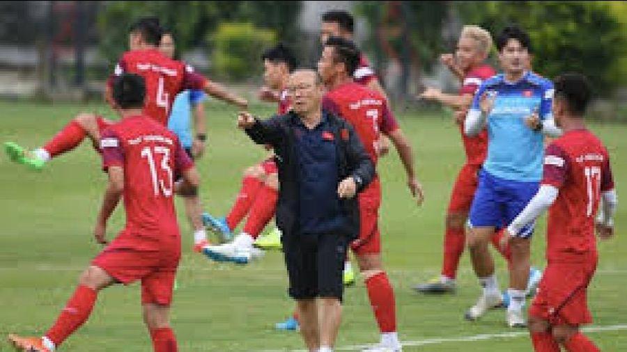 VFF: Chính thức hủy đợt tập trung tuyển quốc gia trong tháng 8