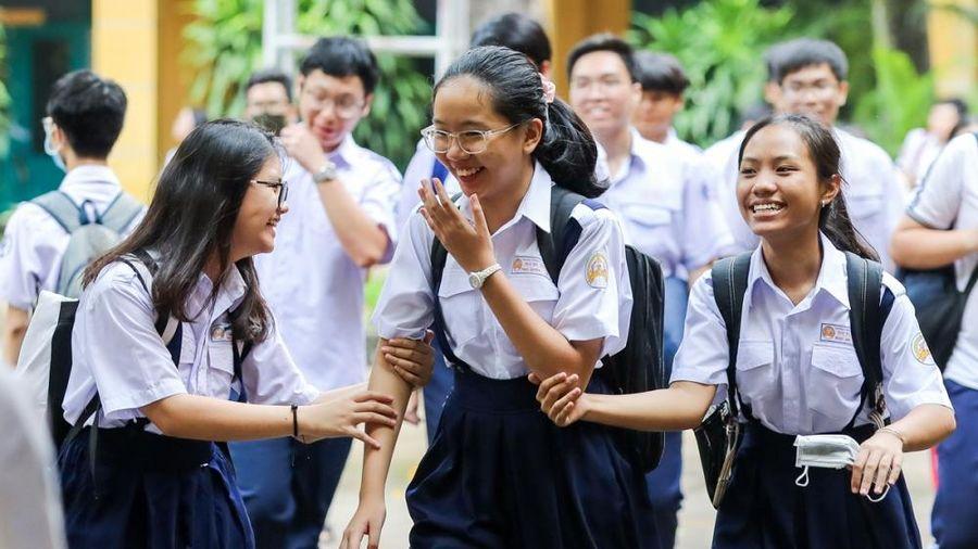 Công bố điểm chuẩn vào lớp 10 THPT TP Hải Phòng năm học 2020-2021