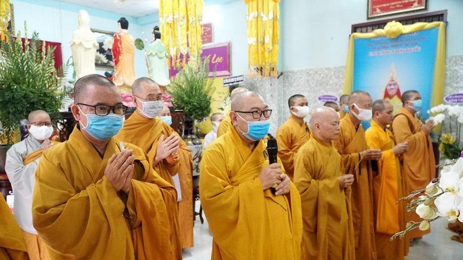 Gần 100 phái đoàn viếng tang HT.Thích Minh Lợi