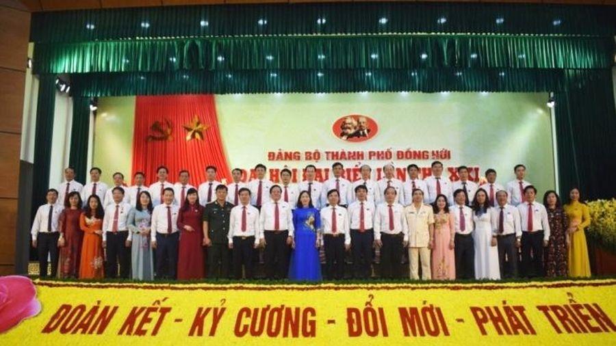 Quảng Bình: Xây dựng thành phố Đồng Hới phải xứng tầm một trung tâm chính trị, kinh tế lớn