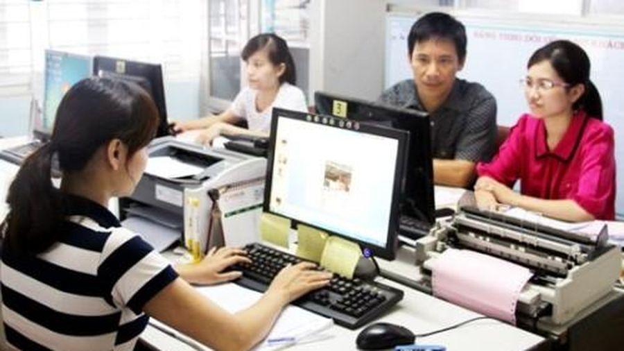 Hà Tĩnh: 100% doanh nghiệp kê khai thuế qua mạng