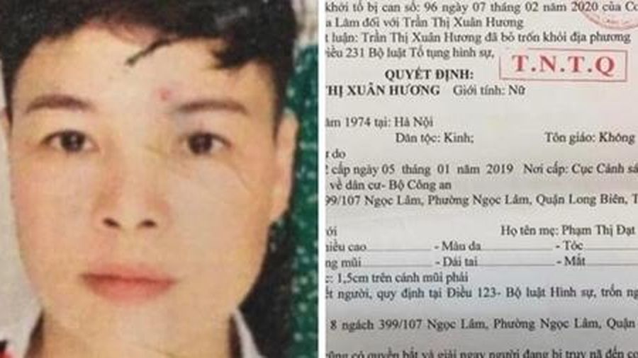 Truy nã đối tượng thuê sát thủ từ Hải Phòng tới Hà Nội giết người