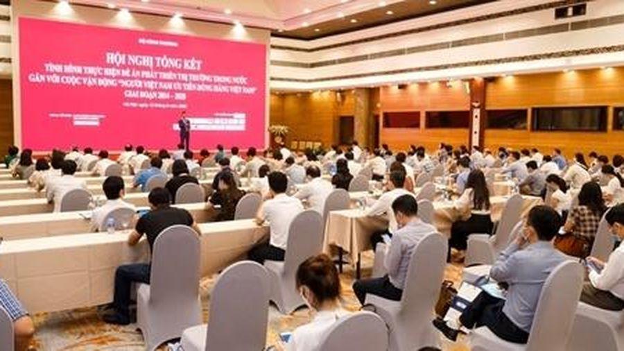 Hàng Việt chiếm tới 96% tại hệ thống siêu thị nước ngoài tại Việt Nam