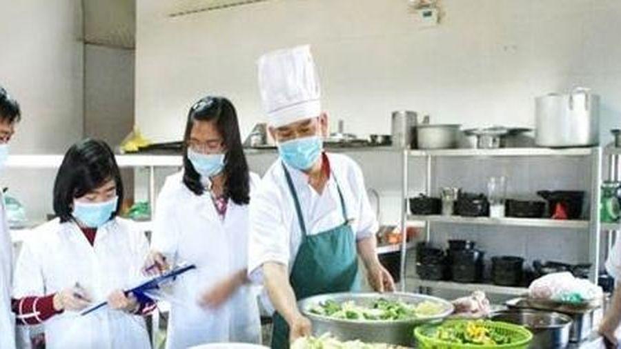 Giảm 10% phí thẩm định trong công tác an toàn vệ sinh thực phẩm